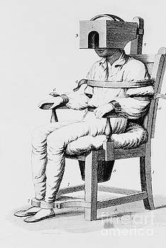 Science Source - Restraining Chair 1811