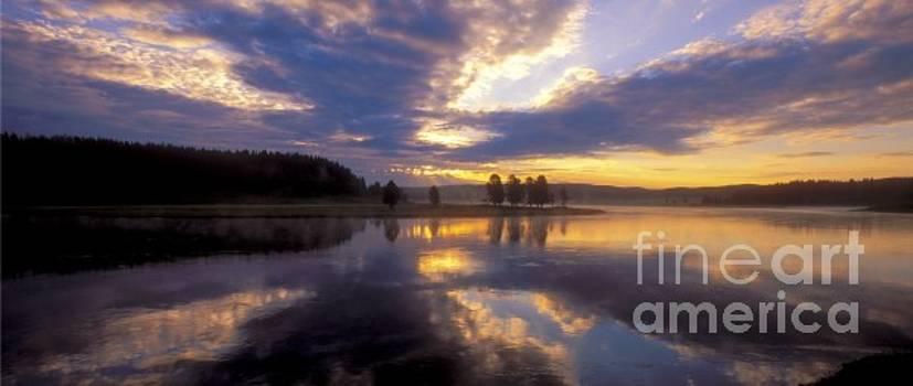 Sandra Bronstein - Sunrise Reflections