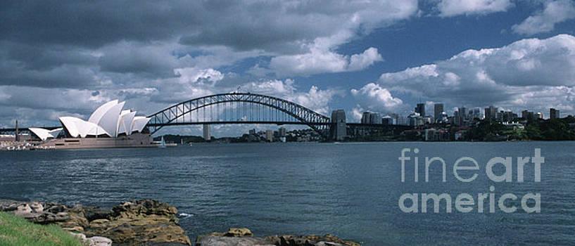 Sandra Bronstein - Sydney Harbor Australia