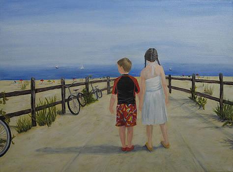 Roseann Gilmore - Beach Holiday