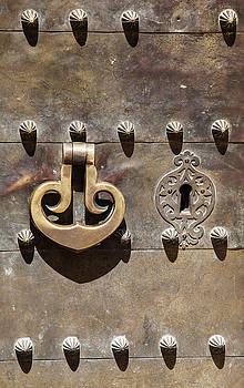David Letts - Brass Door Knocker