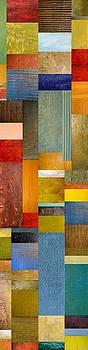 Michelle Calkins - Color Panels with Blue Sky