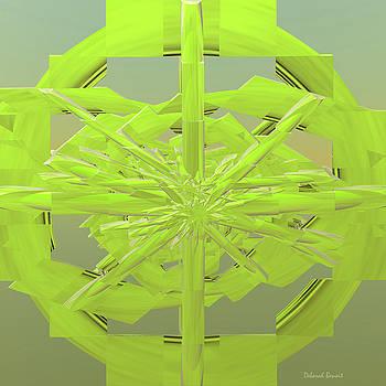 Deborah Benoit - Green On Green