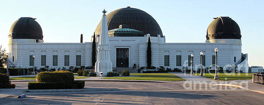 Gregory Dyer - Griffith Observatory