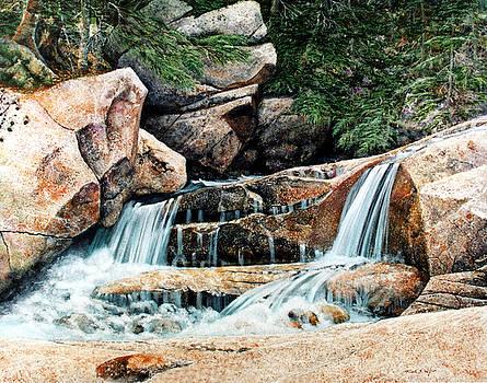 Frank Wilson - Mountain Stream