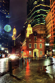 Joann Vitali - Old State House - Boston