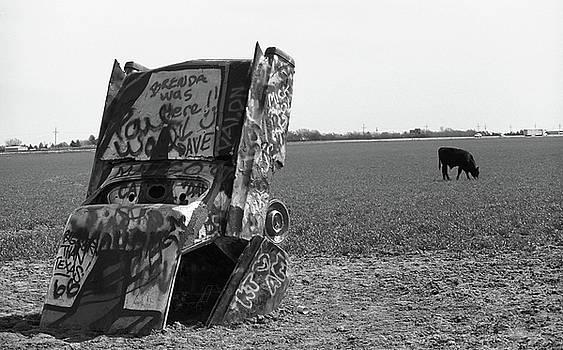 Frank Romeo - Route 66 - Cadillac Ranch