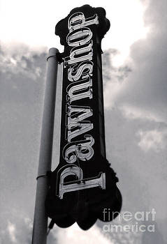 Gregory Dyer - Vintage Pawnshop Sign