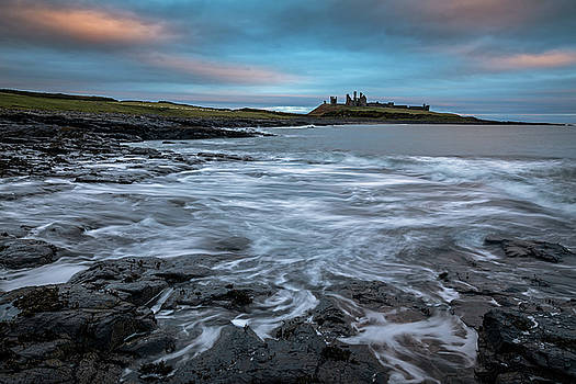 David Pringle - Dunstanburgh Castle