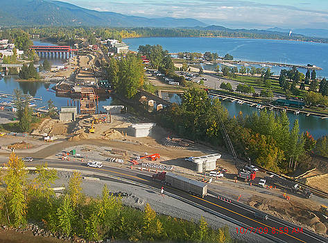 Jerry Luther - 16 Through Downtown Sandpoint
