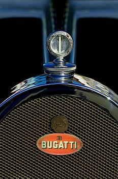Jill Reger - 1927 Bugatti Replica Hood Ornament