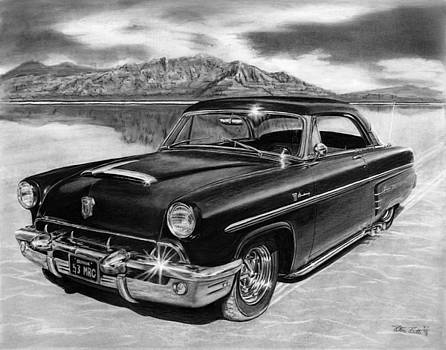 Peter Piatt - 1953 Mercury Monterey on Bonneville