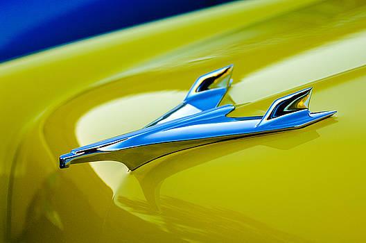 Jill Reger - 1956 Chevrolet Hood Ornament
