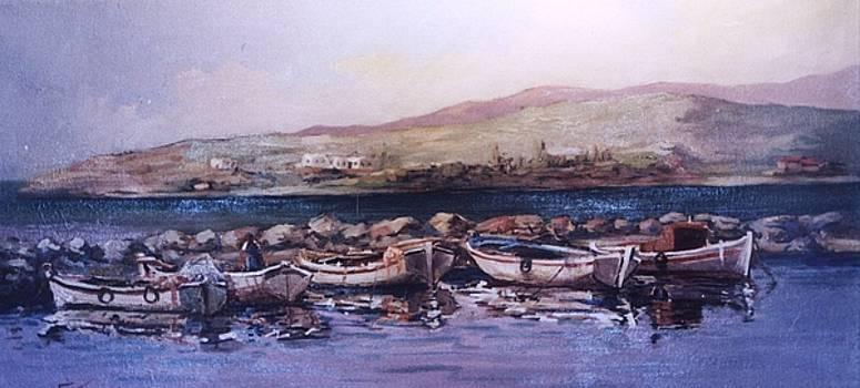 George Siaba - Boats
