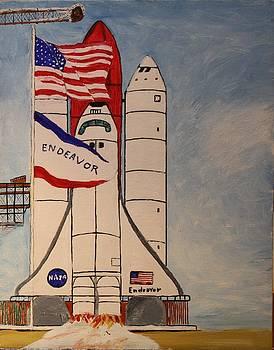 Bill Hubbard - 2 Minutes to Liftoff