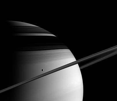 NASA/Science Source - Saturn