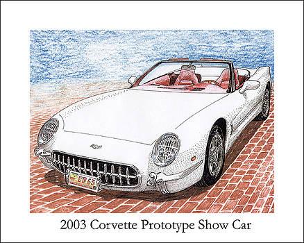 Jack Pumphrey - 2003 Corvette Prototype