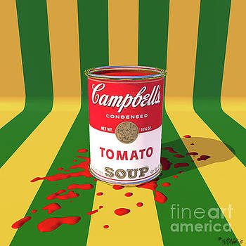 Walter Oliver Neal - A Can of Tomato Soup
