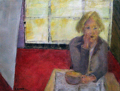 Rochelle Mayer - A morning coffee