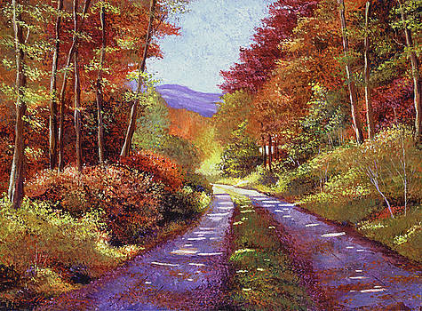 David Lloyd Glover - A PERFECT DAY IN NEW HAMPSHIRE