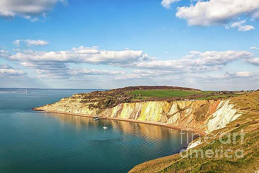 English Landscapes - Alum Bay