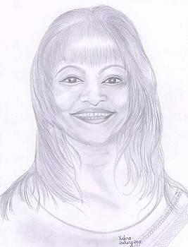 Xafira Mendonsa - Angela