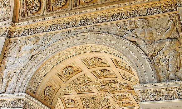 TONY GRIDER - Arc de Triomphe du Carrousel Wide Format