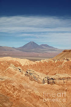 James Brunker - Atacama Desert and Licancabur Volcano Chile