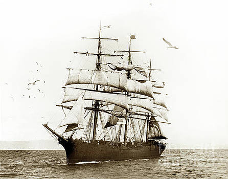 California Views Mr Pat Hathaway Archives - Balclutha was built in 1886  AKA Star of Alaska