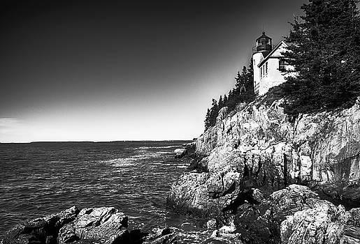 Mick Burkey - Bass Harbor Head Lighthouse