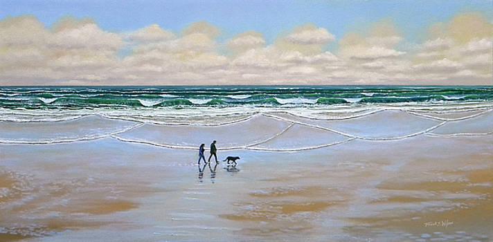 Frank Wilson - Beach Dog Walk
