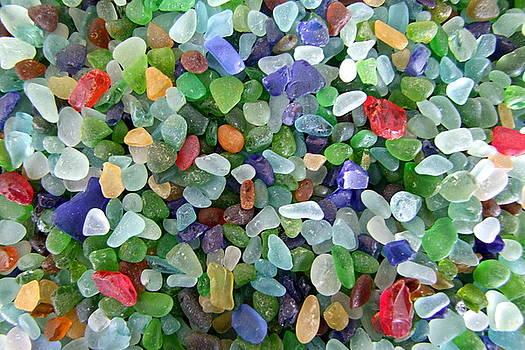 Mary Deal - Beach Glass Mix