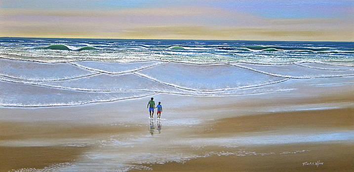 Frank Wilson - Beach Walk