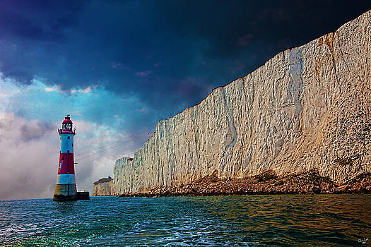 Chris Lord - Beachy Head Lighthouse and Cliffs