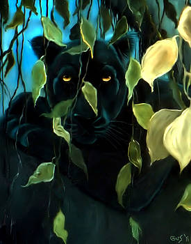 Nick Gustafson - Black Panther