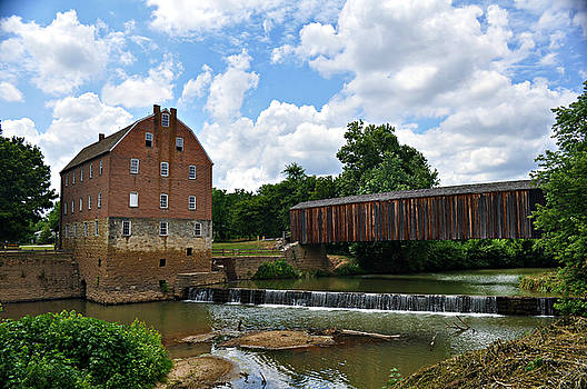 Marty Koch - Bollinger Mill and Covered Bridge