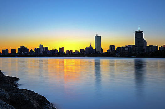 Juergen Roth - Boston Charles River Sunrise