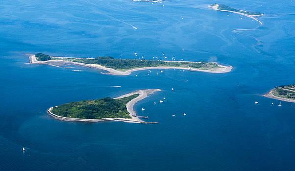 Steven Ralser - Boston Harbor Islands - Massachusetts