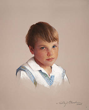 Timothy Chambers - Boy in Blue