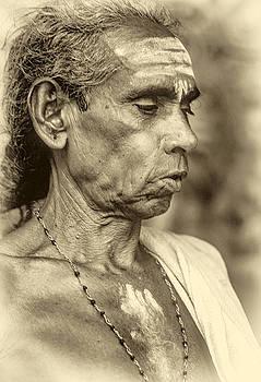 Steve Harrington - Brahmin Priest - Sepia
