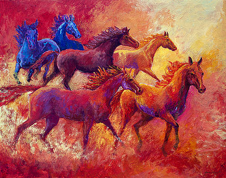 Marion Rose - Bring the Mares Home