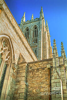 David Zanzinger - Bryn Athyn Church Steeples