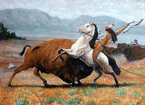 Tom Roderick - Buffalo Hunt