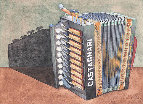 Ken Powers - Button Accordion Two