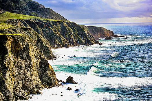 Chuck Kuhn - California Coast I