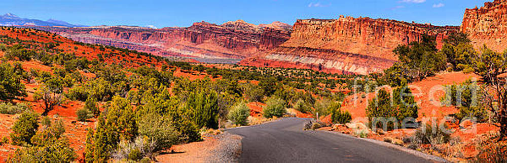 Adam Jewell - Capitol Reef Scenic Colors