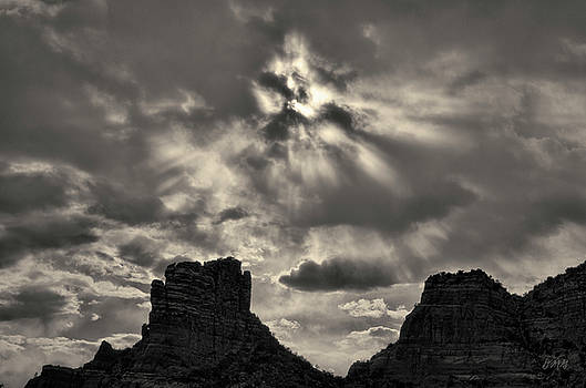 David Gordon - Castle Rock II Sedona AZ Toned