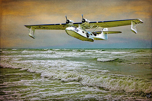 Chris Lord - Catalina Flying Boat