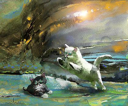 Miki De Goodaboom - CATapult of Love