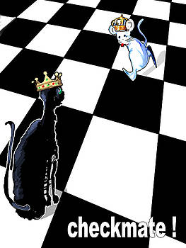 Miki De Goodaboom - Checkmate